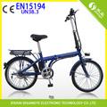 baratos mini plegable bicicleta eléctrica kit de calidad con el ce en15194 a2