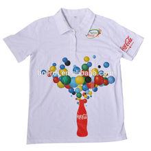 RPET eco friendly new design popular men's polo shirt