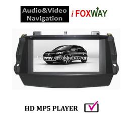 DVD/Bluetooth/IPOD/USB/SD With Reverse Camera for Renault koleos Car Audio Navigation