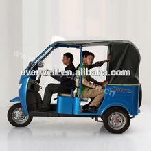 e rickshaw passenger trike in china