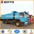 30t howo 6x4 minería camión de volteo