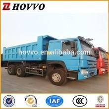 30T HOWO 6x4 Mining Dump Truck