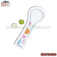 Specialized design kitchen tool melamine plastic utensils dinner spoon