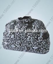 GR-T0078 high quality nylon travel bag for ladies