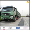 6x4 middle lifting sinotruck howo tipper new dumper truck price