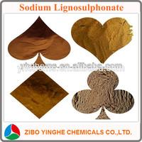 55%-60% sodium lignosulfonate,Yellow powder ceramic binder SLS
