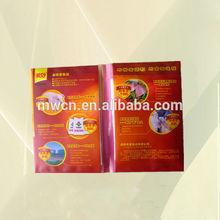 advertising pocket tissue/paper napkin /printed serviettes