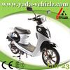 yada em23 450w brushless motor 2015 electric chopper motorcycle with big led light