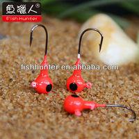 7g/3pcs/fishing lures/jig head fishing lures