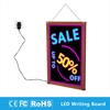 60x80cm advertising led illuminated advertising sign boards display