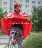 bicycle poncho fashionable rain poncho cheap poncho