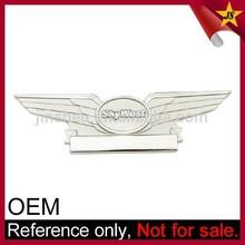 custom design metal pilot wings lapel pins