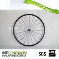 ruedas de bicicleta 20 pulgadas tubular 20mm ruedas de bicicleta de carretera de carbono tubular de la rueda de carbono para bicicleta de carretera barata
