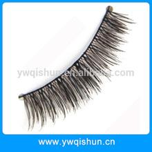 Qishun Wholesale A26 10 Pair Handmade 2 Color Mix False Eyelashes For Sale