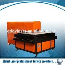 low price hot model rotary die board laser cutting machines GY-1290KE