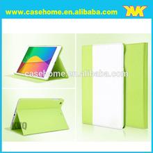Super Ultra Thin Slim Smart pu leather flip case for ipad mini 2