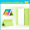 Super Ultra Thin Slim Smart pu leather flip case for ipad mini 2