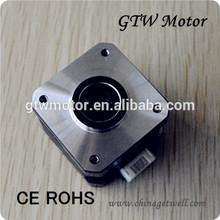 17HS1002-T476 nema17 stepper motor, non-captice stepping motor