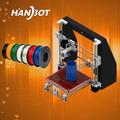i3 directamente de la fábrica suministrar 3d impresora proveedor alibaba 3d impresoras de la casa de la escuela o el uso de electrónica de consumo 3d impresora de metal