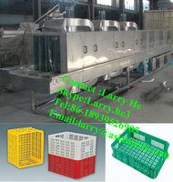 poultry crate washing machine/turnover baskets washing machine