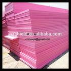 waterproof rigid foam board insulation of xps machine