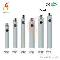 New Product 2014 Evod battery e cigarette