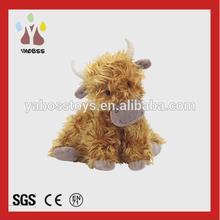 Custom Cheap Plush Toy Animals / Factory Wholesale Cute Little Cheap Plush Toy Cow