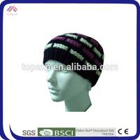 custom cheap winter beanie men hats