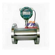 AXLWGY compressed air turbine flowmeter,liquid turbine flow meter