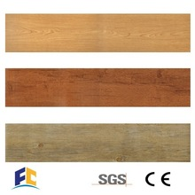 plastic pvc click wooden vinyl flooring for indoor