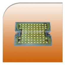 china fabricante 118mm r7s led de aluminio 20w ce y rohs