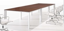 Aluminum Metal Type and Metal Material eames conference table