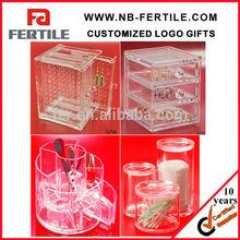 423224 Acrylic jewelry organizer cosmetic organizer