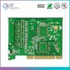 2 layer 1OZ copper leadfree HASL green solder oil mask circuit board