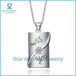 Luxury chains artificial women necklace