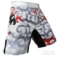 printed mma custom shorts/ sublimated mma gear, mma shorts