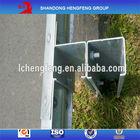 highway crash barrier/highway guardrails/road safety