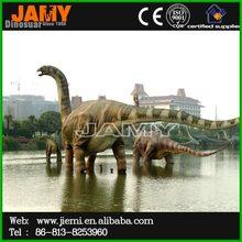 Handmade Foam Dinosaur for Dinosaur Park Decoration