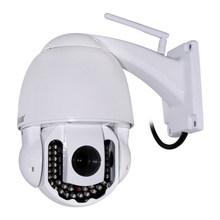 Wanscam waterproof 720p hd ptz wireless infrared ip internet camera