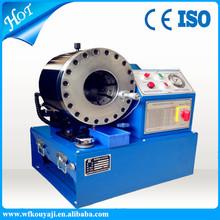 "New tybe 6"" high pressure hose pipe press crimping machine"