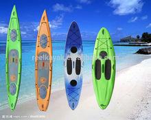 2015 neue desigh aufstehen padlle board/sup rotomolded paddle board