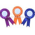 Stampabile di alta qualità fatti a mano nastro rosetta premio per il partito/festivel/celebrition/matrimonio
