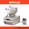 SR9820 Direct drive eyelet electrical button holing machine