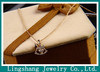 Nice Fashion Animal and Solid Horse Pendant Alloy Necklace