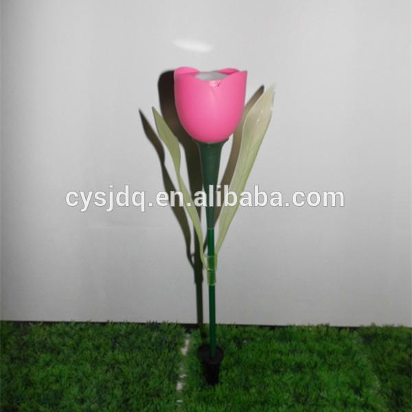 lawn tulip light
