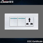 new style 155-039 electrical socket and switch