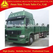 10 Tyres 336hp Howo Cargo Truck