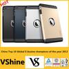 2014 new!! armor spigen sgp pc silicone mobile case for ipad mini 2