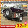 factory folding 4x 4 custom camping trailer
