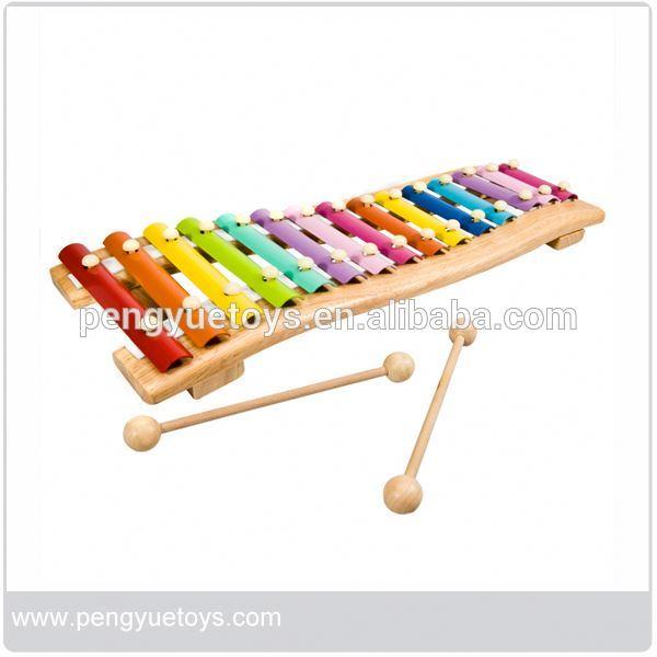 Oem bem-vindo! Crianças brinquedo da música, De madeira mini harpa